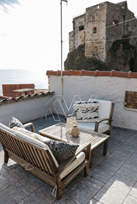 TEXT_PHOTO 1 - Roquebrune Cap Martin- Village- Appartement atypique avec terrasse